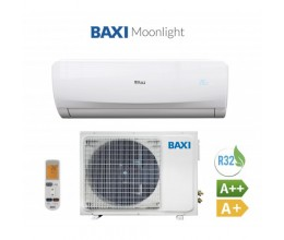 BAXI MOON LIGHT 12000 BTU LSGNW35/LSGT35-S